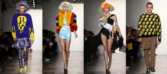 Jeremy Scott is the King of 90s inspired fashion