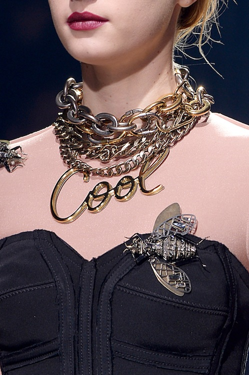 lanvin statement neclace