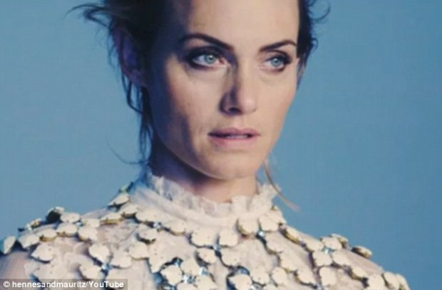 Amber Valletta for H&M