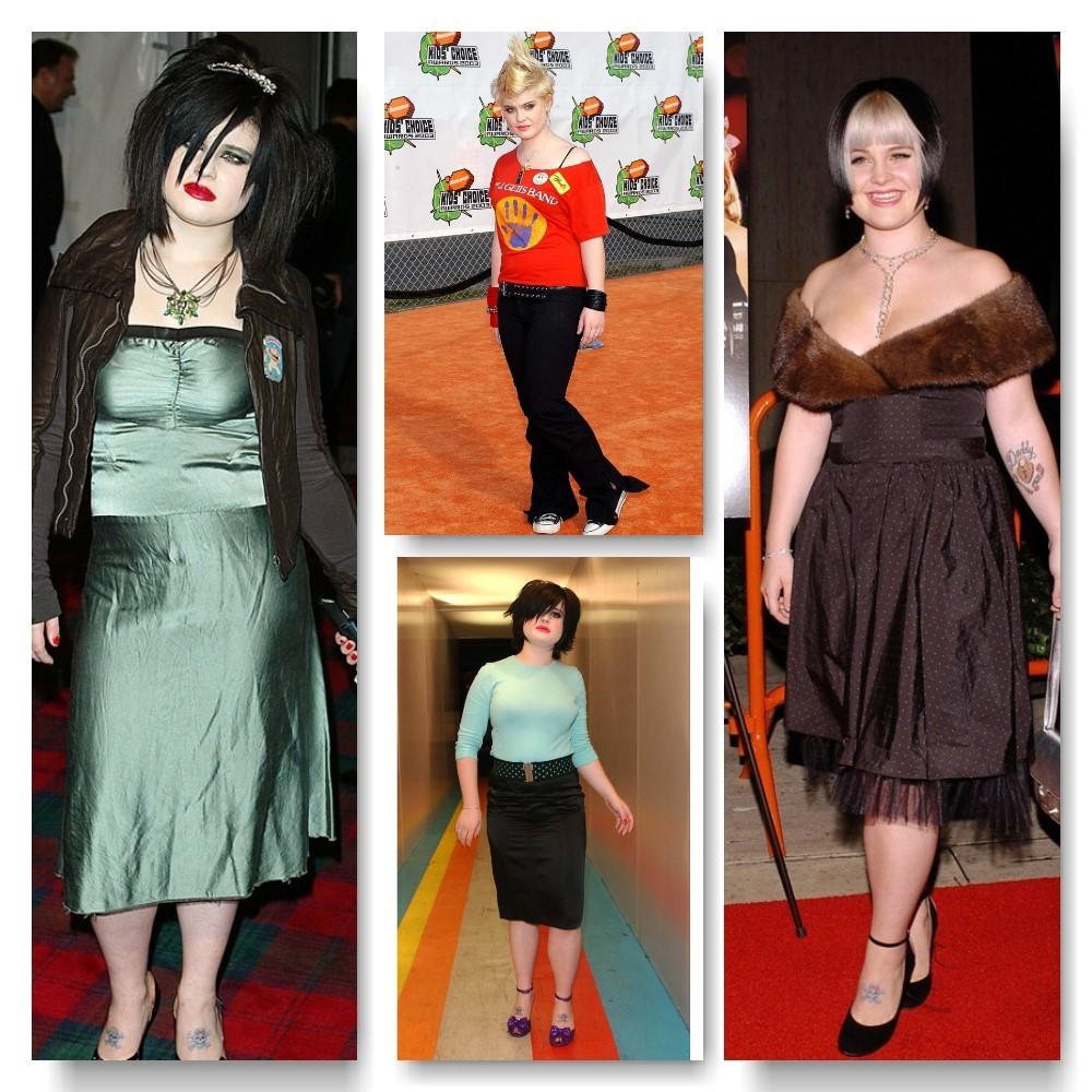 Kelly Osbourne Style Transformation