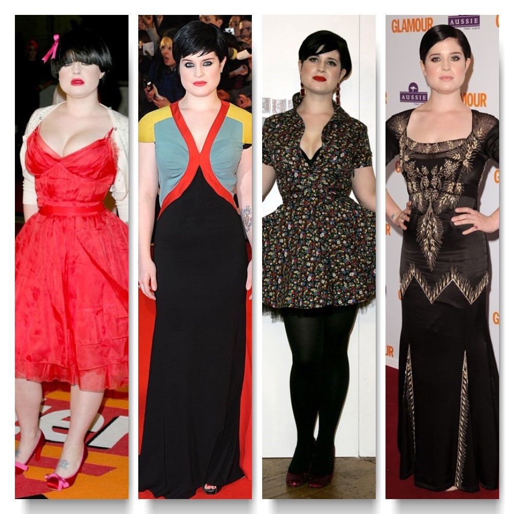Kelly Osbourne Style Evolution
