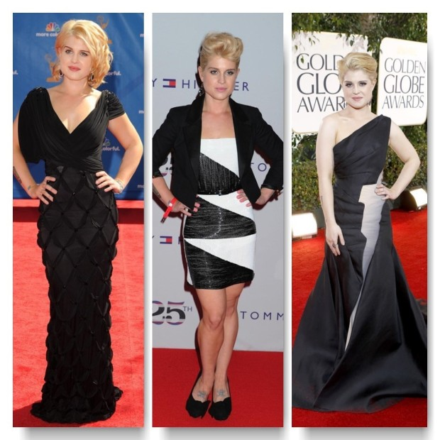 Kelly Osbourne Fashion Transformation