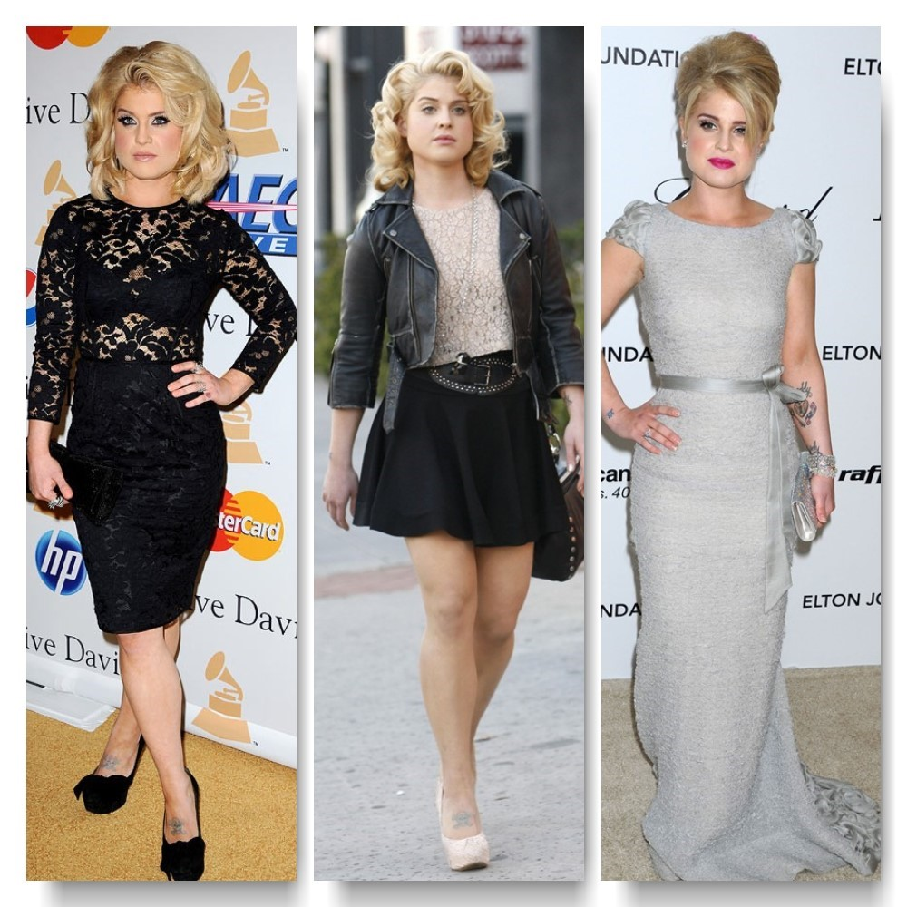 Kelly Osbourne Style Transformation